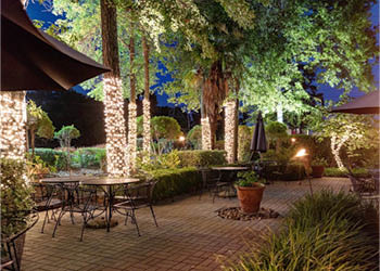 The Woodlands best patio dining